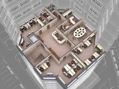 Office Space Layout Design. IStock 000018432782XSmall Office Space Layout  Design S