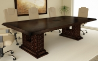Bubinga Conference Table